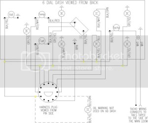 Mk1 Escort Dash Wiring HELP!  PassionFord  Ford Focus
