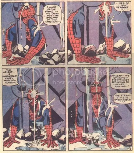 Steve Ditko, what a guy.