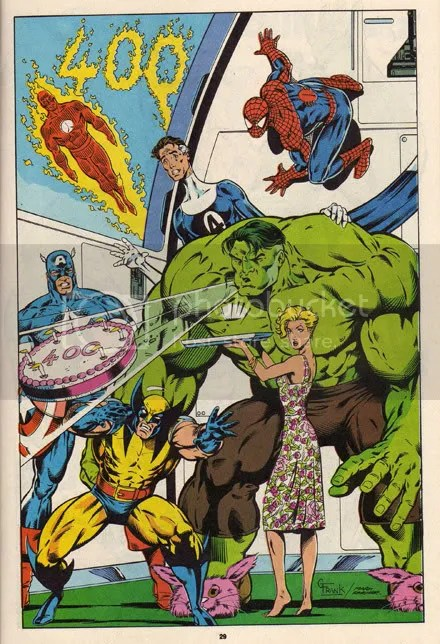 Hulk party!