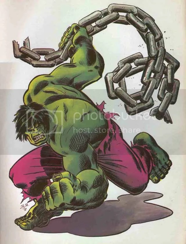 Hulk Magazine #12