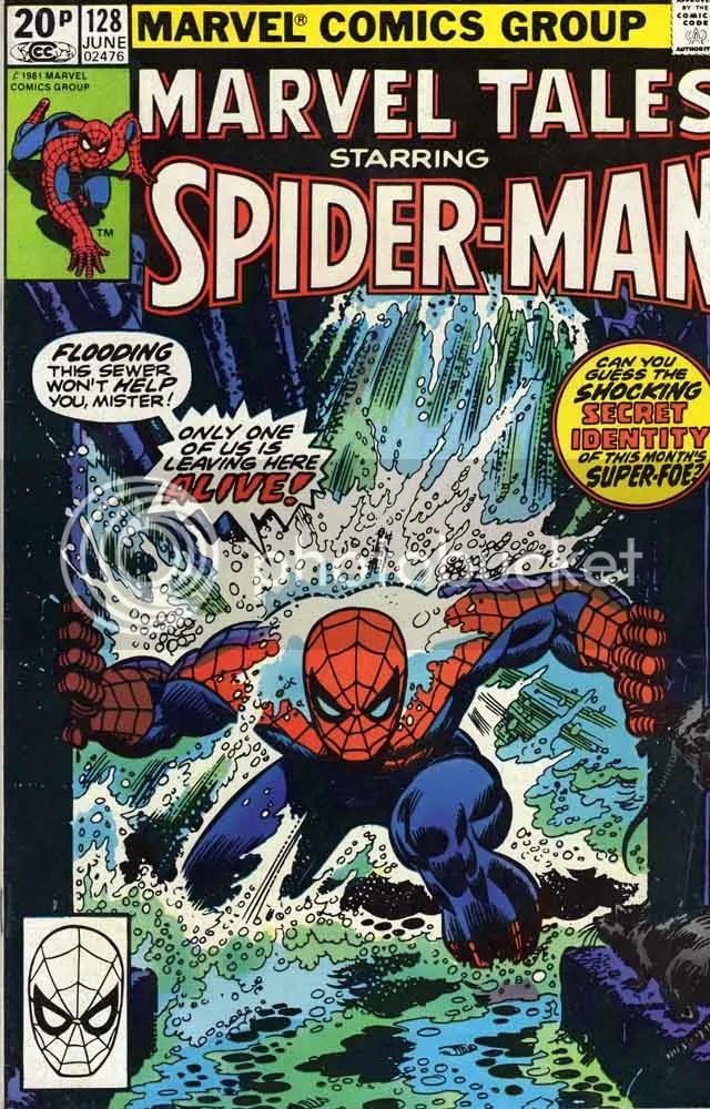 Marvel Tales #128