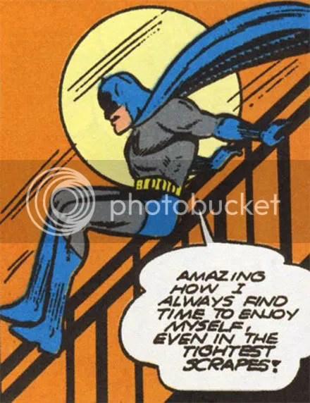 Holy perversion Batman!