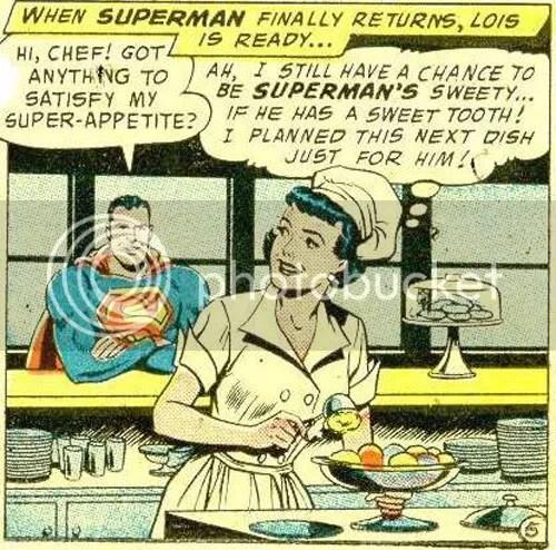 Superman's Girlfriend Lois Lane #1