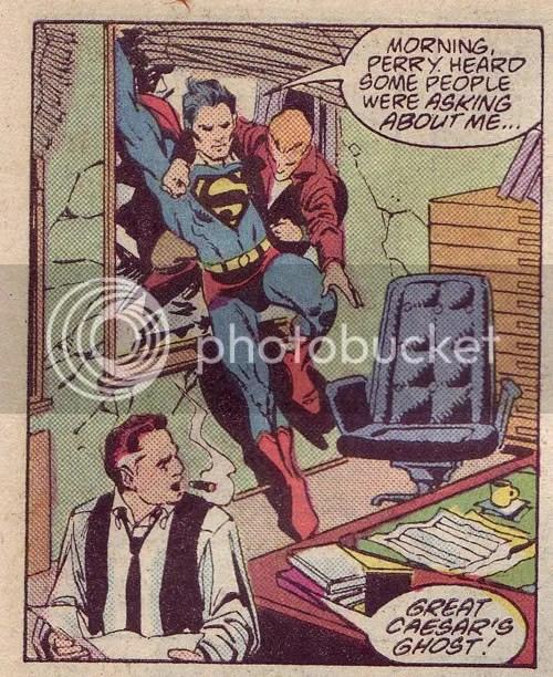 Adventures of Superman #449