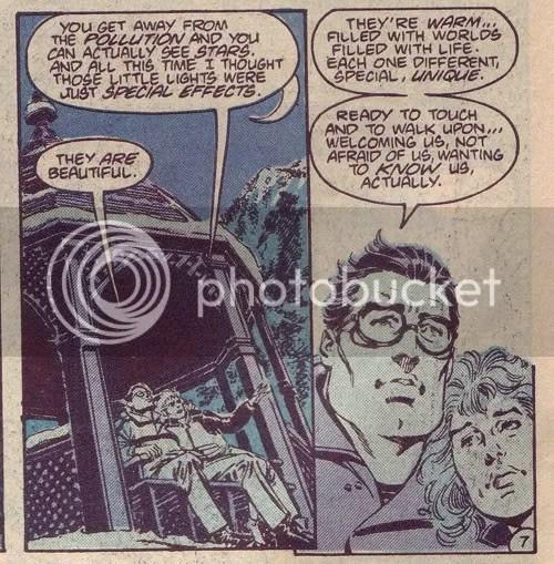 Adventures of Superman # 429. I wonder if he banged her?