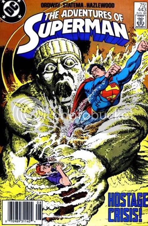 Adventures of Superman #443