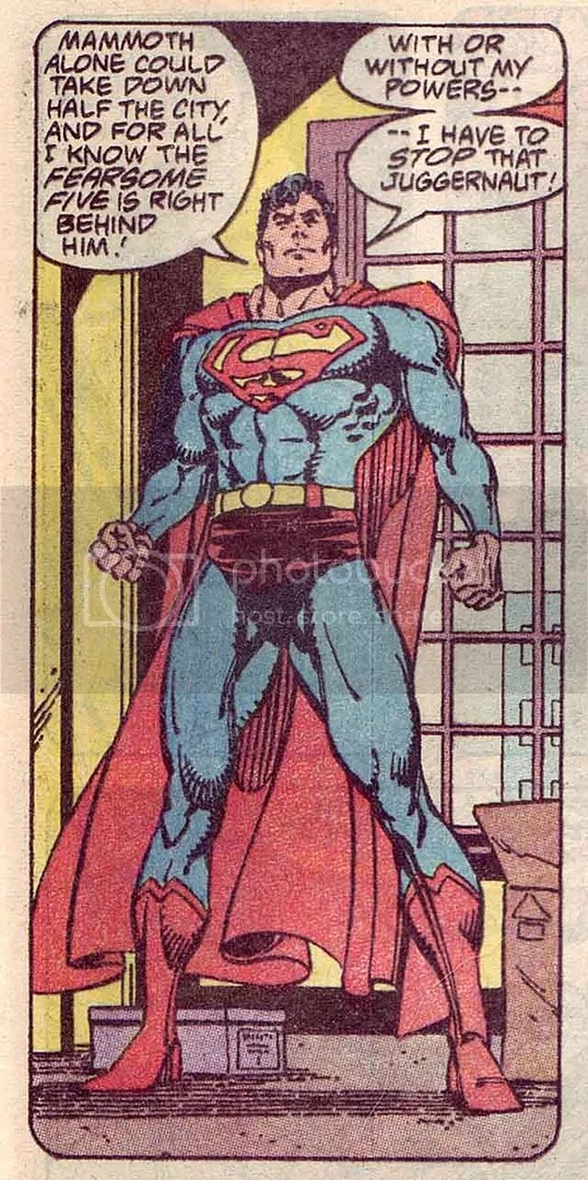 Adventures of Superman #472