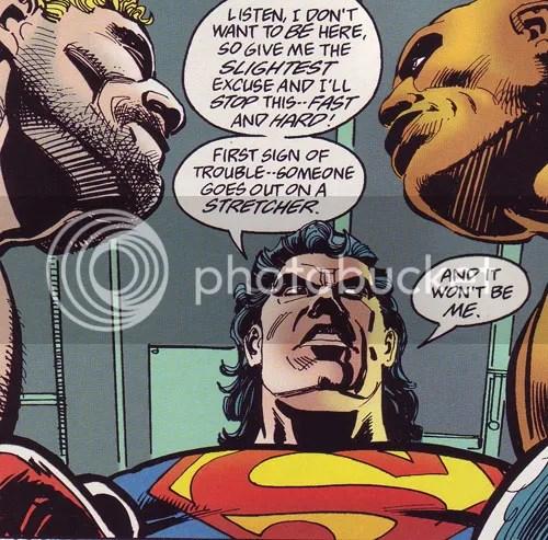 Adventures of Superman #526