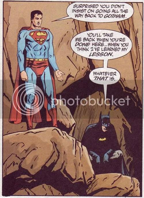 Superman/Batman: World's Finest #7