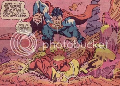 Firestorm wishes he hadn\'t teamed up in DC Comics Presents #17