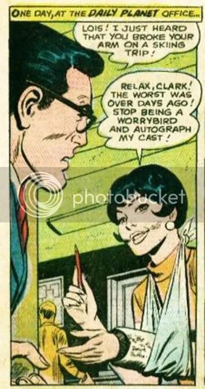 Superman's Girlfriend Lois Lane #82