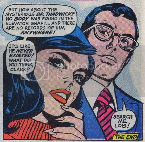She looks very bangable in Superman's Girlfriend Lois Lane #130