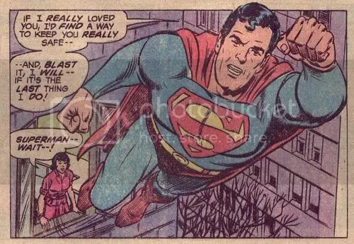 One of the seminal comics from my childhood, Superman #335