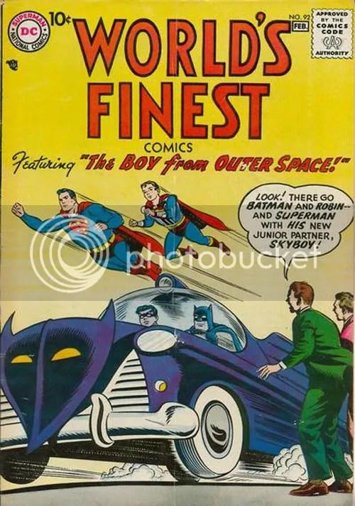 World's Finest Comics #92