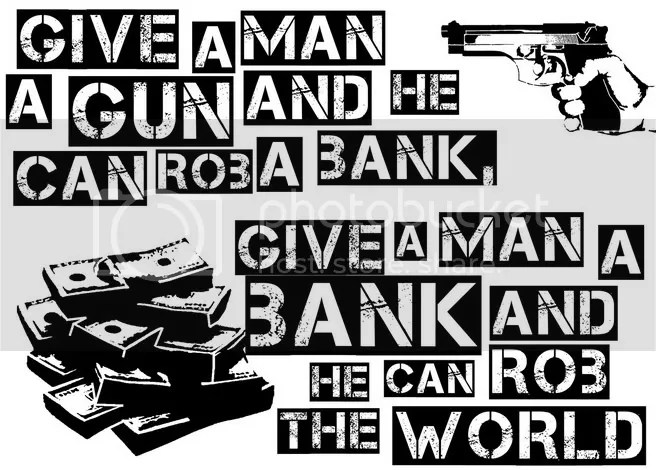 The Big Bank Rant