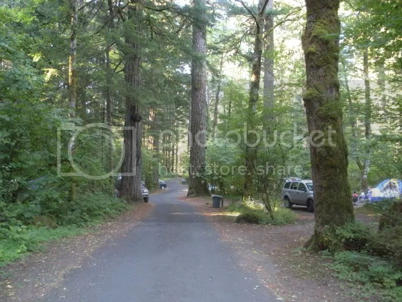 Beacon Rock State Park Campground