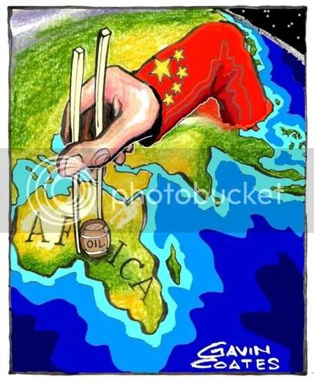 China & Africa - C Gavin Coates