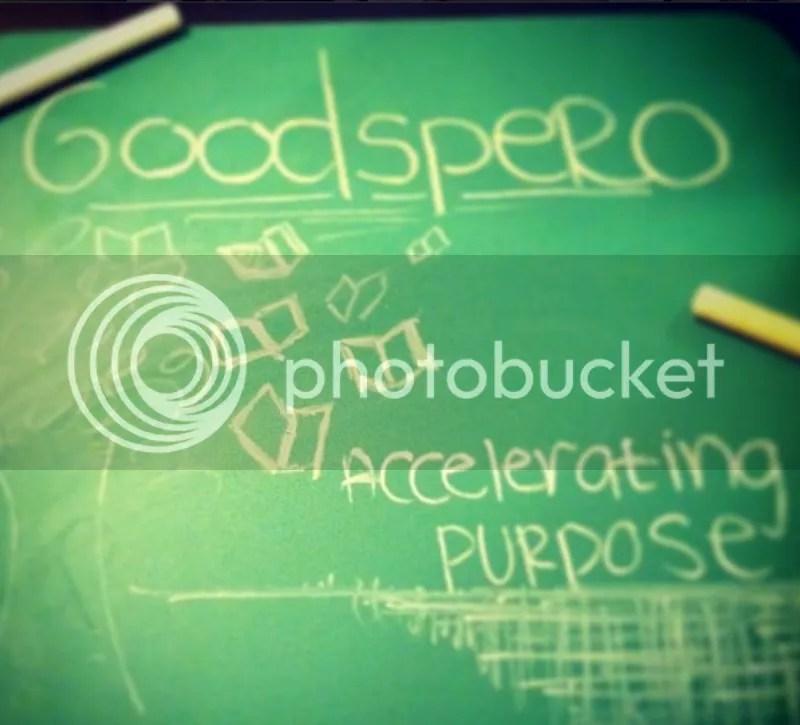 Image: Goodspero doodle - Leah Singer Instagram