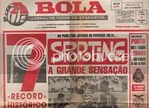 Capa d'A Bola no dia 15 de Dezembro de 1986