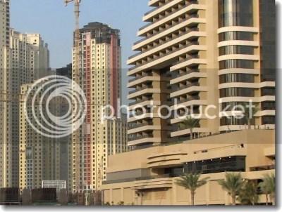 Dubai Marina Photos: Condo Towers on the Waterfront
