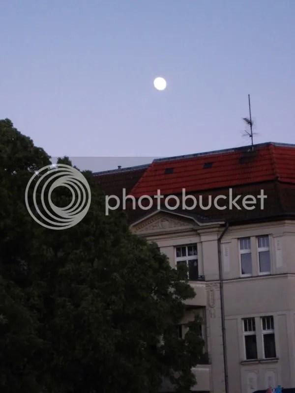 Mond vom 06 Mai