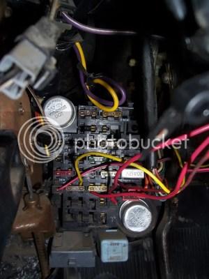 1980 Camaro Fuse Box | NastyZ28