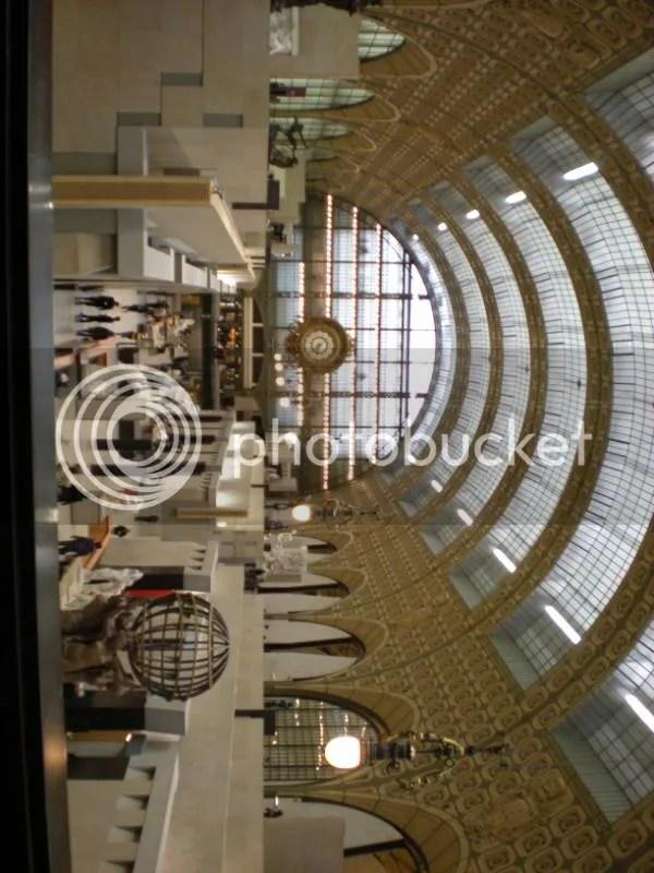 Musee dOrsay terminal