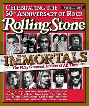 Rolling Stone-ի շապիկներից