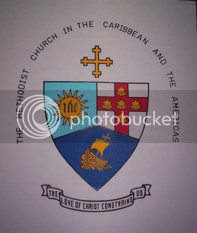 Mcca Crest Panama Costa Rica District Methodist Church In The