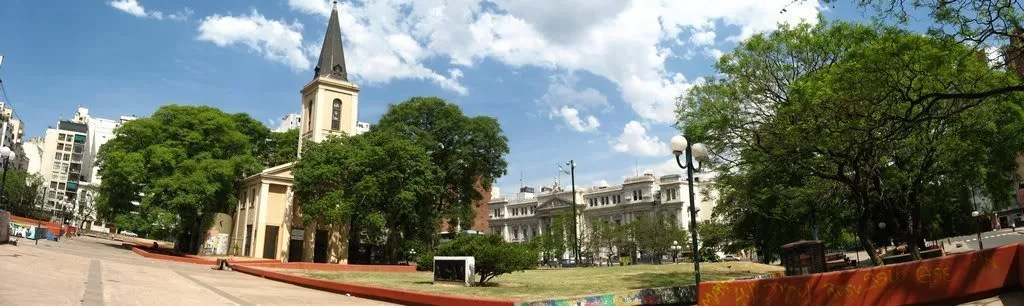 Plaza Houssay