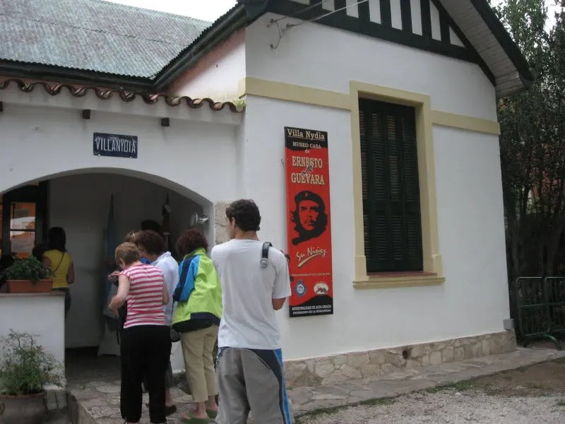 Casa de Ernesto Guevara