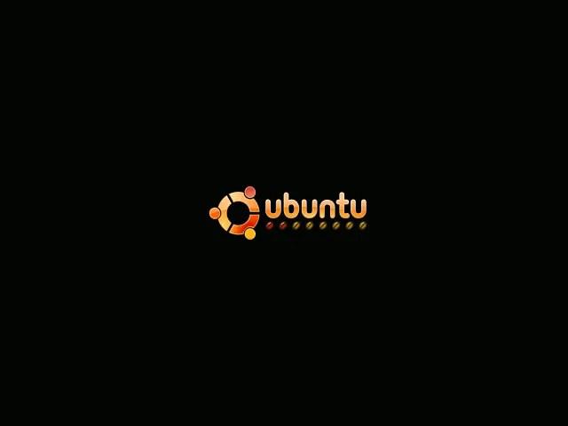 Ubuntu usplash