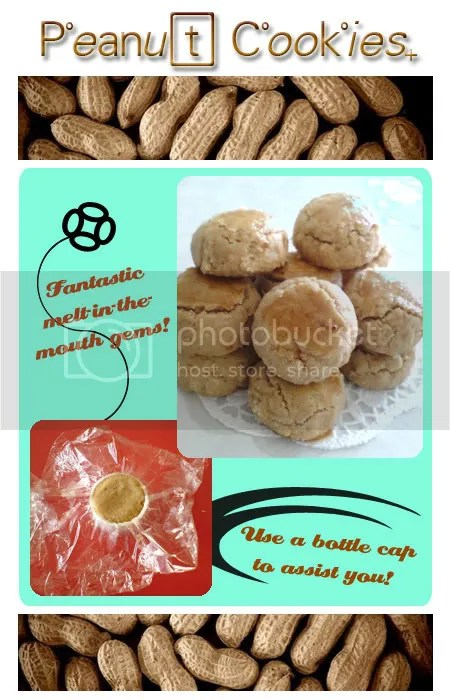 One of the best peanut cookies around!