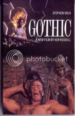 Stephen Volk - Gothic