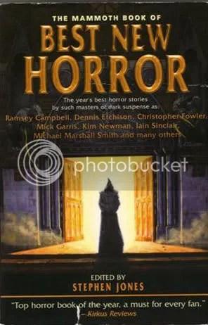 Best New Horror 12