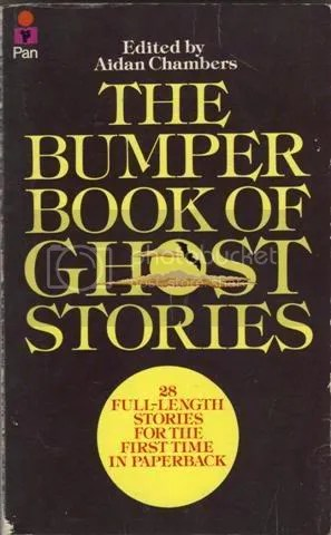 Bumper Ghost Book