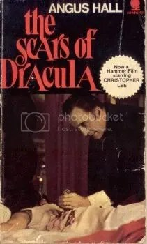 Angus Hall - Scars Of Dracula