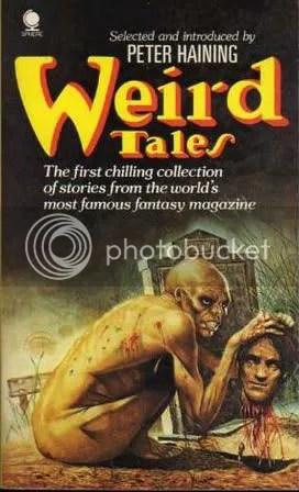 Weird tales Peter Haining