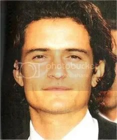 A photo of Orlando Bloom