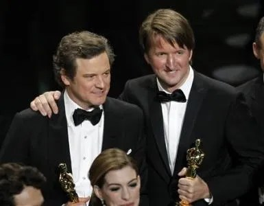 Oscars 2011 - Best Actor - Colin Firth (3/6)