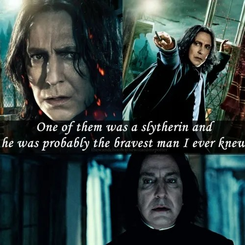 Top 10 - Harry Potter - Snape Quotes (1/3)