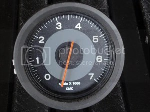 How do I wireup my OMC tachometer? Page: 1  iboats