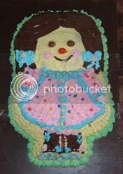 Kue Boneka