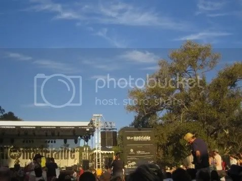 Stage 2, Womadelaide 2007
