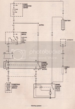 2004 PDC Wiring Diagram?  PT Cruiser Forum
