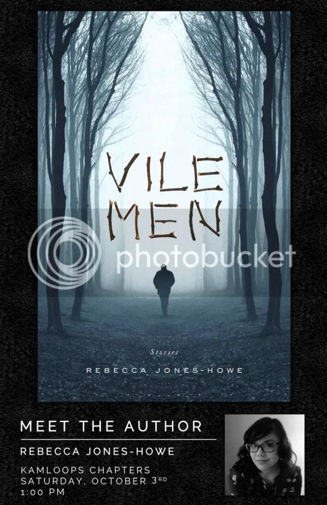 Vile Men Book Signing