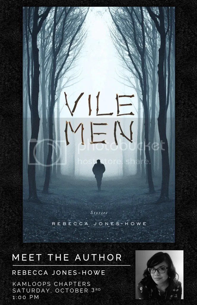Vile Men Book Signing
