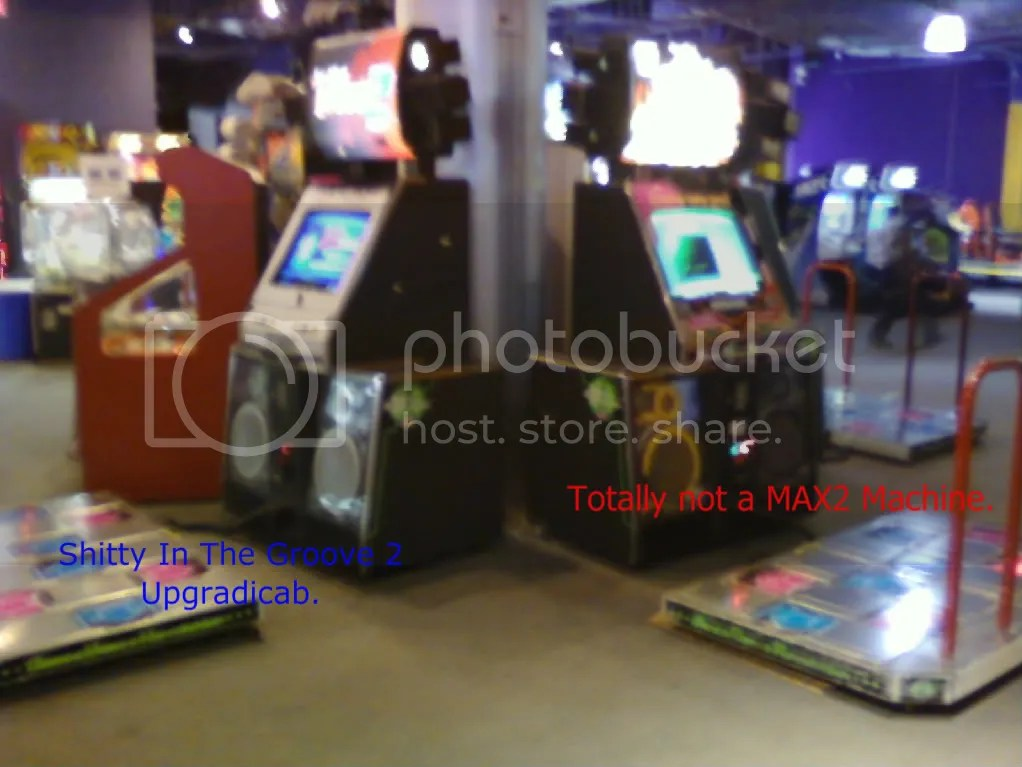 In The Groove 2 and DDR EXTREME.