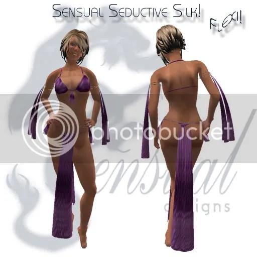 Sensual Seductive Silk