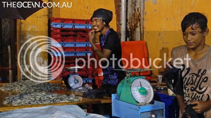 Malaysia FishMarkets Ocean Imaging